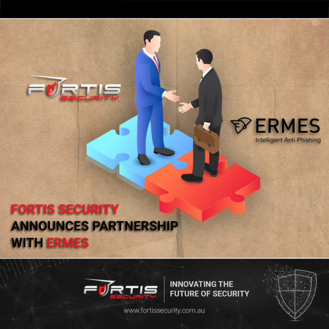 Fortis Security announces partnership with Ermes