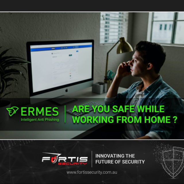 Are you safe while working from home?