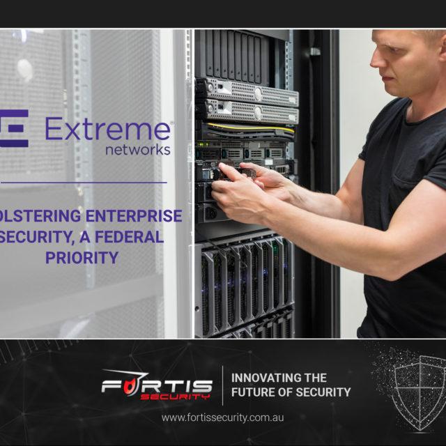 Bolstering Enterprise Security, A Federal Priority