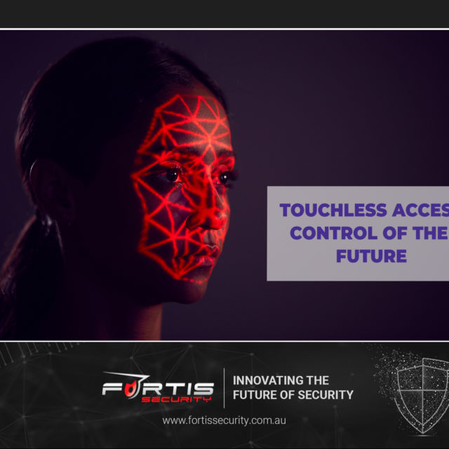 Touchless Access Control of the Future